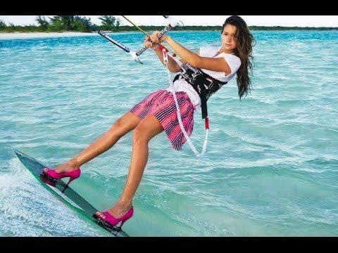 Olhuveli Beach & Spa Resort's Kite Surf Maldives slo mo
