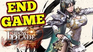 What's END GAME? : Final Blade
