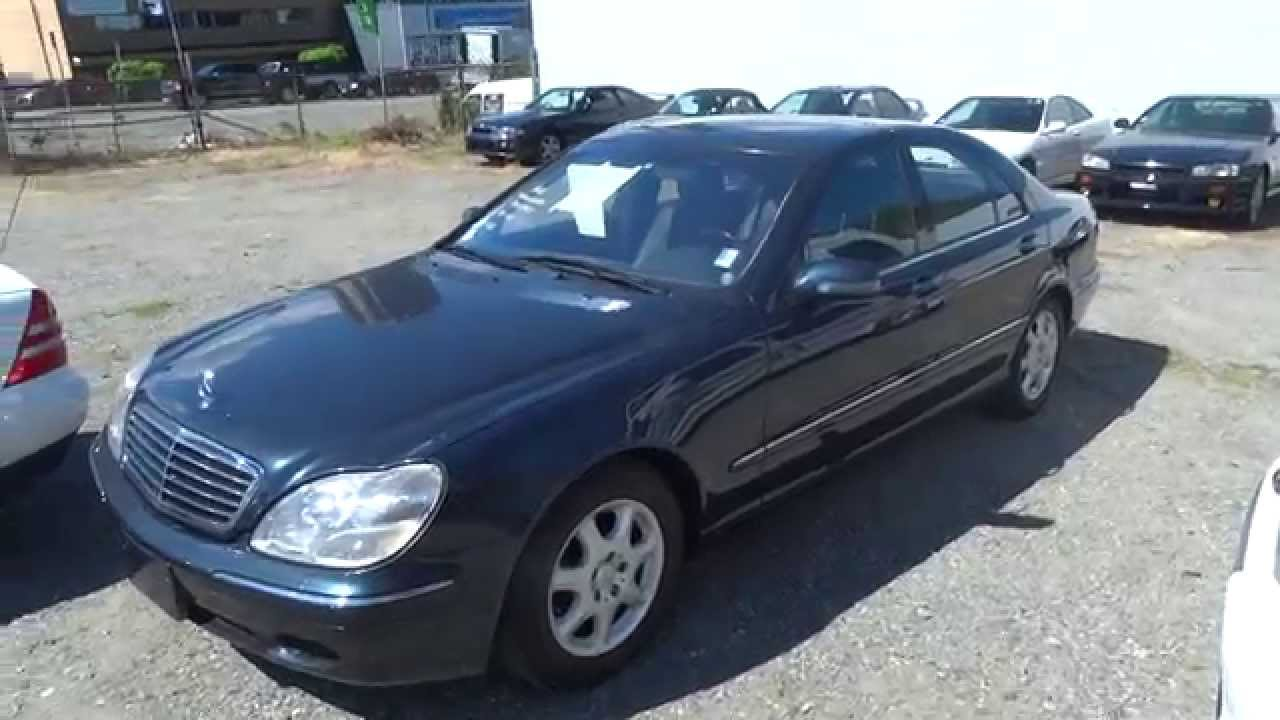 1999 mercedes benz s class s500 fully loaded for sale in for 1999 mercedes benz clk320 for sale