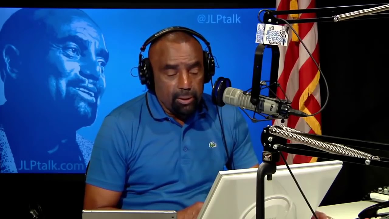 Black Woman Calls Jesse Lee Peterson's Show To Gossip About Tommy Sotomayor