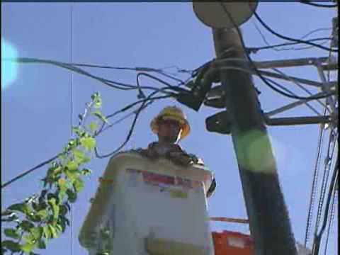 OG&E Tests New Power Lines