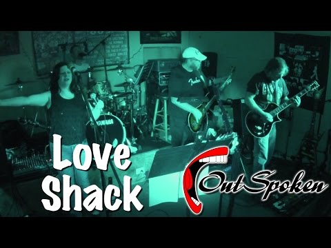 Love Shack The B52s cover by Outspoken