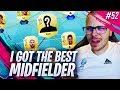 FIFA 19 I GOT THE BEST MIDFIELDER FOR DIVISION RIVALS & FUT CHAMPIONS! ROAD TO GLORY #53