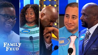 TOP 5 MOMENTS FROM MARCH 2018! | Family Feud