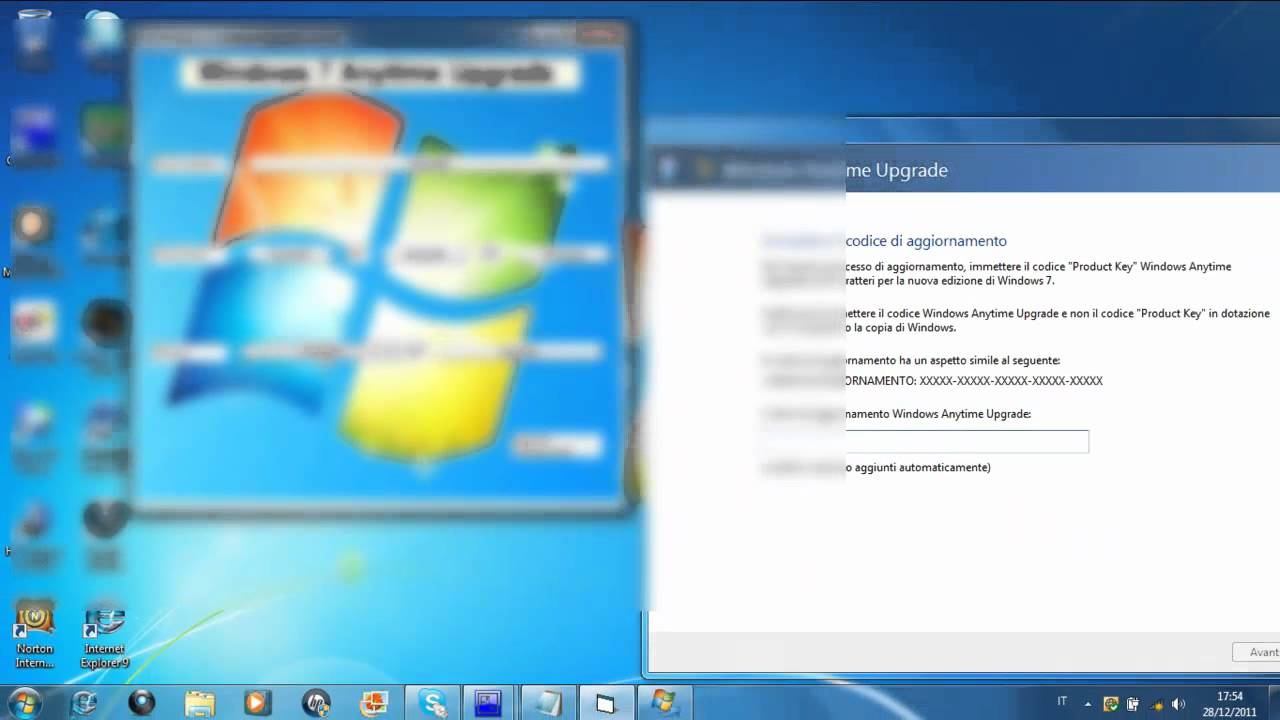 windows 7 professional upgrade from home premium
