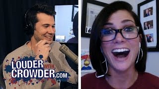 Dana Loesch Rips Feminists!! || Louder With Crowder