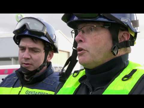 Drones de gendarmes