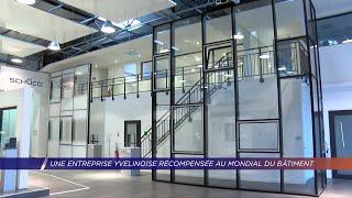 Yvelines | Une entreprise yvelinoise récompensée au mondial du bâtiment