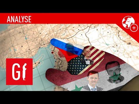 Russland oder die USA: Wer zieht die Fäden in Syrien