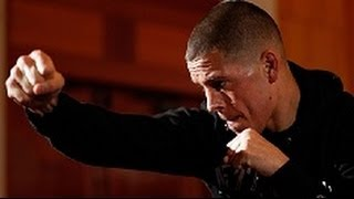 TUF 18 Finale: Nate Diaz Pre-Fight Interview