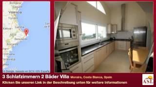3 Schlafzimmern 2 Bäder Villa Zu Verkaufen In Moraira, Costa Blanca, Spain