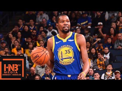 GS Warriors vs Dallas Mavericks Full Game Highlights | 12/22/2018 NBA Season