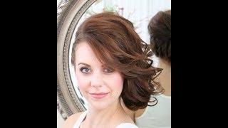 15mins Wedding hair video - sidedo bob with back braid