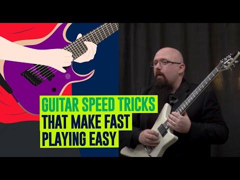 Guitar Speed Tricks