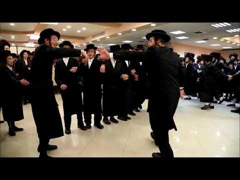 Как танцуют евреи видео