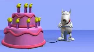Birthday Greetings - B