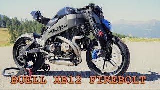 Buell XB12 Firebolt Custom