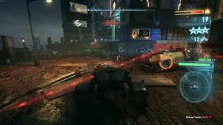 Batman: Arkham Knight | Seek & Destroy AR Challenge | BvS & Tumbler batmobiles | PC Ultra 60fps