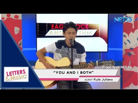 KYLE JULIANO - YOU AND I BOTH (NET25 LETTERS AND MUSIC)