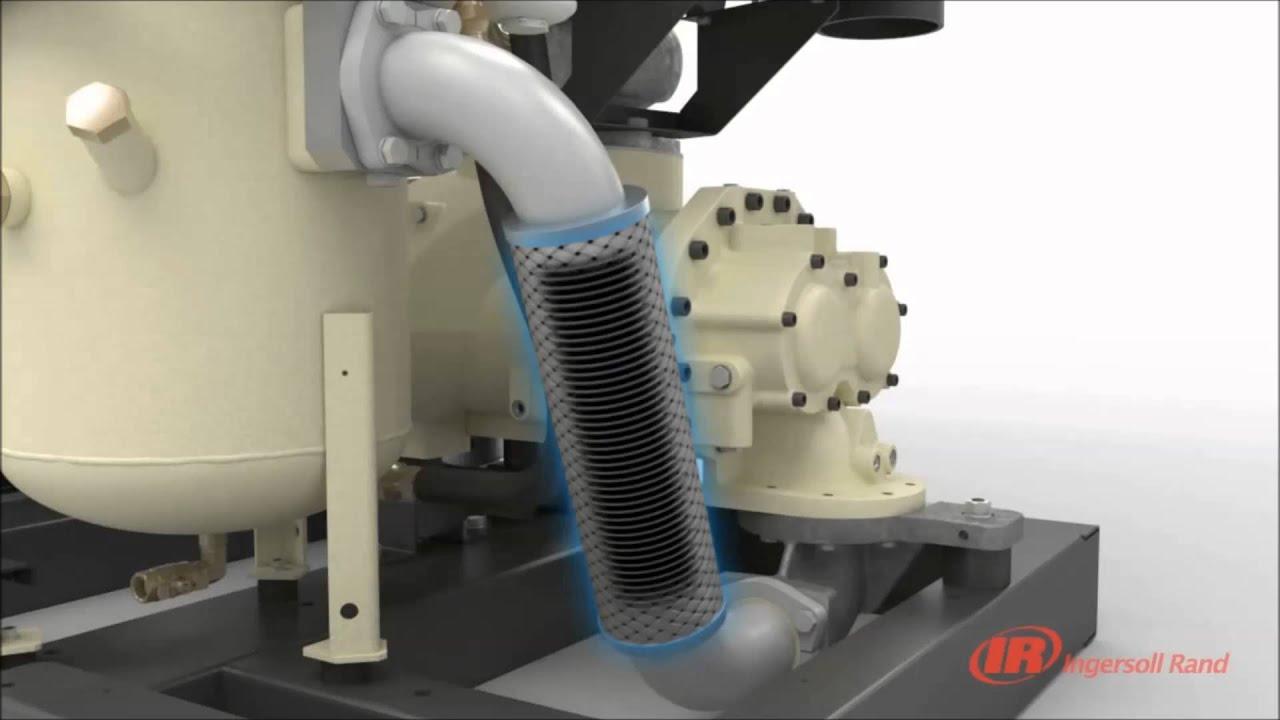 mb air systems ltd: Ingersoll Rand 37-75 Air Compressors
