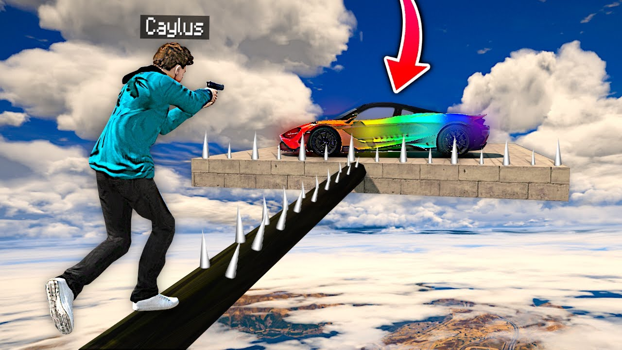 I Stole The *RARE* RAINBOW SUPERCAR In GTA 5 RP.. (Mods)