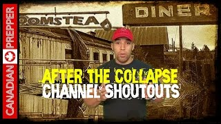 5  Prepping Channel Shoutouts | Canadian Prepper