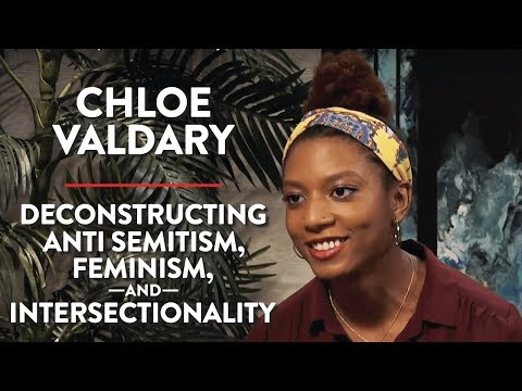 Deconstructing Anti Semitism, & Intersectionality | Chloe Valdary | WOMEN'S ISSUES | Rubin Report