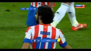 Arda Turan Vs Real Madrid  /  Arda Turan'ın En iyi maçı