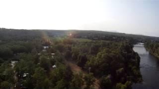 Camping Peyroche en rivier de Ardeche