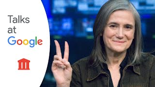 Amy and David Goodman: .Democracy Now!. | Talks at Google The award-winning sister-brother team of Amy Goodman, host of Democracy Now!, and investigative journalist David Goodman traveled the country to detail the ...
