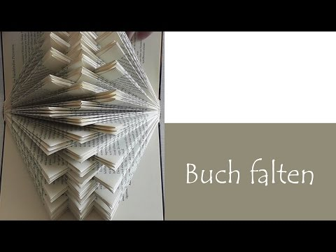 buch zu einem herz falten book folding doovi. Black Bedroom Furniture Sets. Home Design Ideas