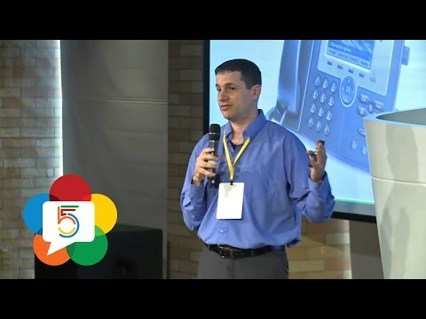 WebRTC Use Cases (Kranky Geek WebRTC Brazil 2016)