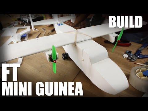 Flite Test | FT Mini Guinea BUILD