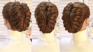 Простая и удивительная прическа  Amazing Hairstyle Compilation 2017