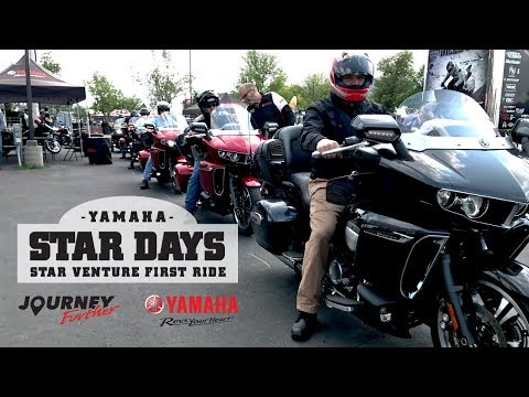 2018 Yamaha Star Venture – V-Twin – First Ride Response