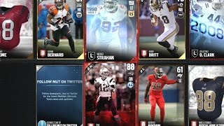 NFL WEEK 9 PICKS AND PREDICTIONS! RIPPING FOR MOSS! Madden 17 Ultimate Team Pack Opening