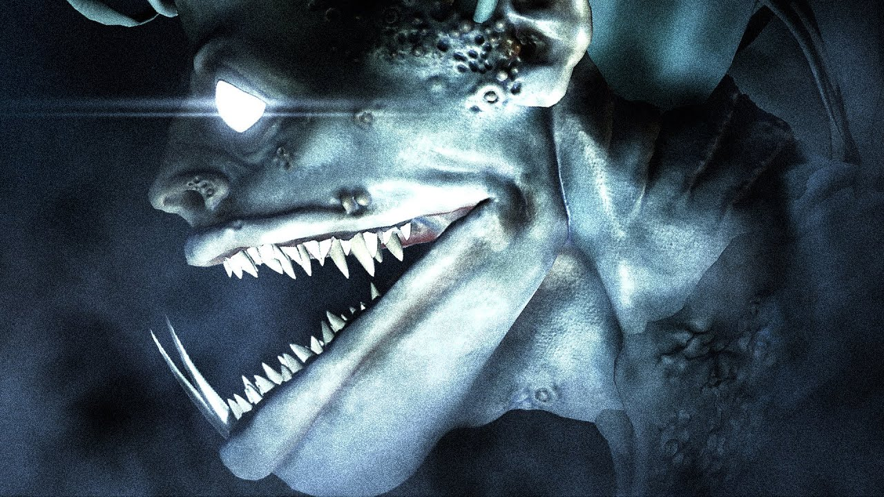 An Underwater Horror Game With an Ending SO UNBELIEVABLE I Felt Sadness - Siren Rex Maria