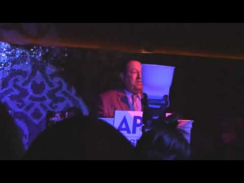 Councilmember Paul Koretz speaks at 2012 AIDS Walk Los Angeles Kick-Off Celebration