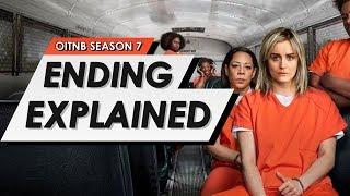 Orange Is The New Black: Season 7: Ending Explained Breakdown + Spoiler Talk Review