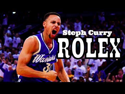 Stephen Curry Mix ~ Rolex