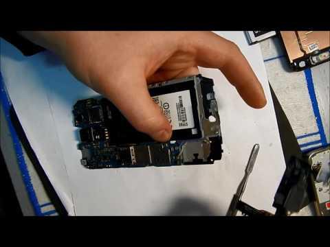 Samsung Galaxy S5 - Замена разъема зарядки. Not charging Samsung S5.