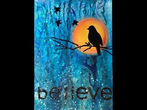 LIVE USTREAM RECORDING - WITH CHAT - Journal Page, Believe