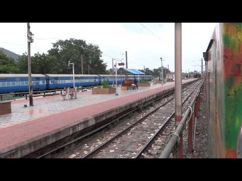 MUMBAI - HOWRAH DURONTO SKIPS ROURKELA Jn, SOUTH EASTERN RAILWAY