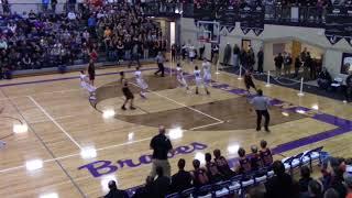 Peyton Fedell 2017-2018 Basketball Highlights