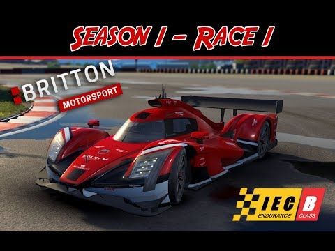 Motorsport Manager - Endurance Series DLC - Season 1 Race 1 - Britton Motorsport