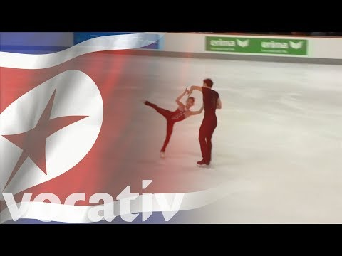 Will North Korean Figure Skaters Compete In The South Korean Olympics?