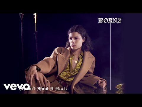 BØRNS - I Don't Want U Back (Audio)