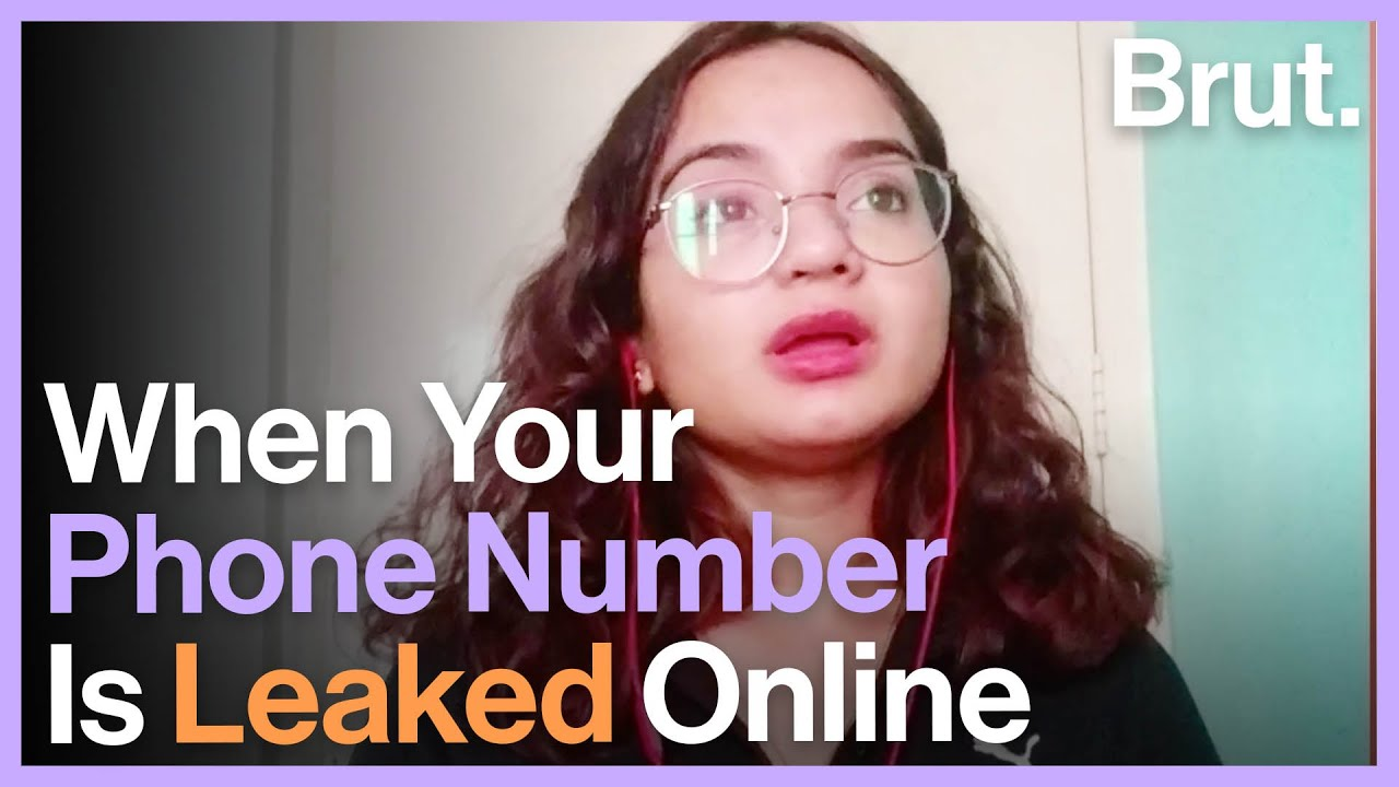 When Your Phone Number Is Leaked Online