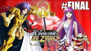 Saint Seiya: The Sanctuary #FINAL - Seiya vs Saga (Gameplay Dublado em Português PT-BR)