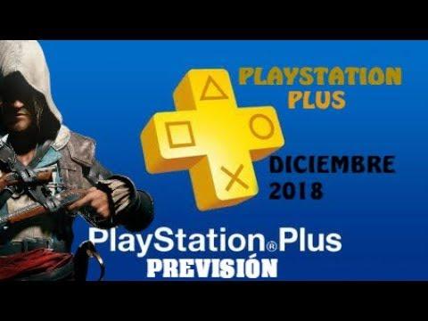 Juegos Playstation Plus Diciembre 2018 Prevision Youtube